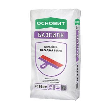 shpaklevka-czementnaya-fasadnaya-osnovit-bazsilk-pc30-mw-belaya-20-kg